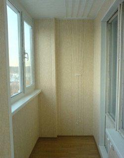 ремонт лоджий в Челябинске