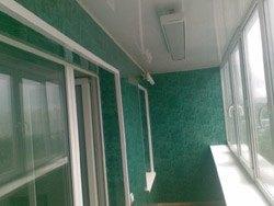 козырьки на балкон в Челябинске