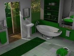 Ремонт ванной комнаты в Челябинске