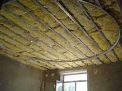 Утепление потолка в Челябинске. Утеплить потолок г.Челябинск